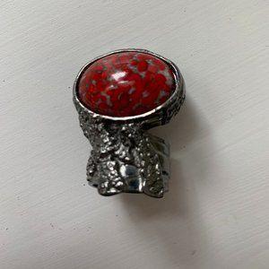 Yves Saint Laurent YSL Arty Ring